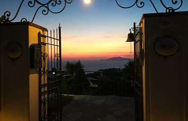 B&B with a view on Capri Italy